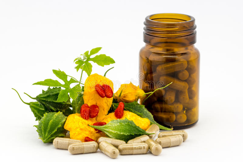 Download Herbal Medicine stock image. Image of healthcare, nutritional - 27387557