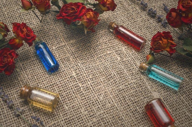 Herbal medicine concept. Alternative medicine. stock photography