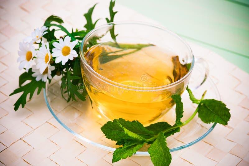 Download Herbal tea stock image. Image of plant, peppermint, breakfast - 25186291