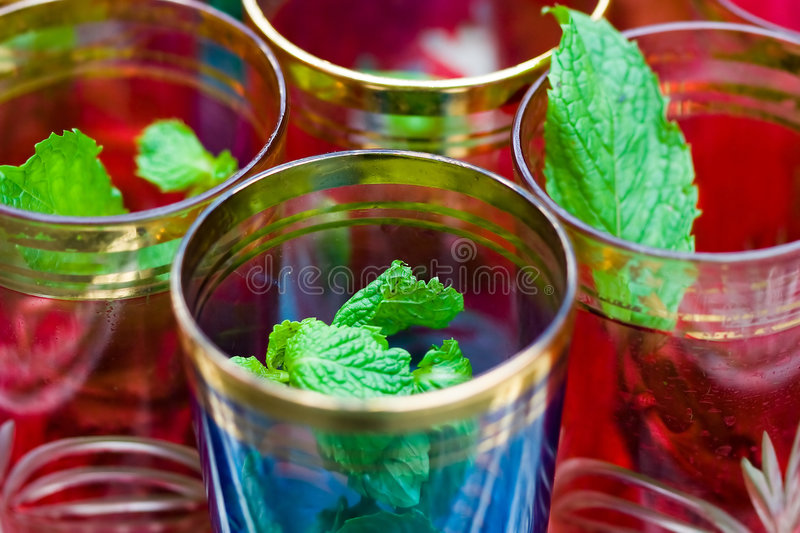 Download Herbal Tea stock photo. Image of transparent, thirsty - 8552724