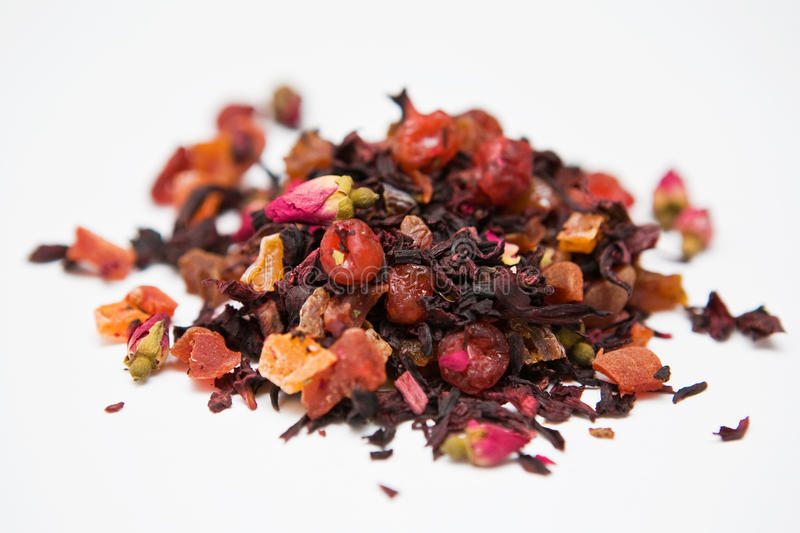Download Herbal Tea With Berries Stock Photography - Image: 18210162