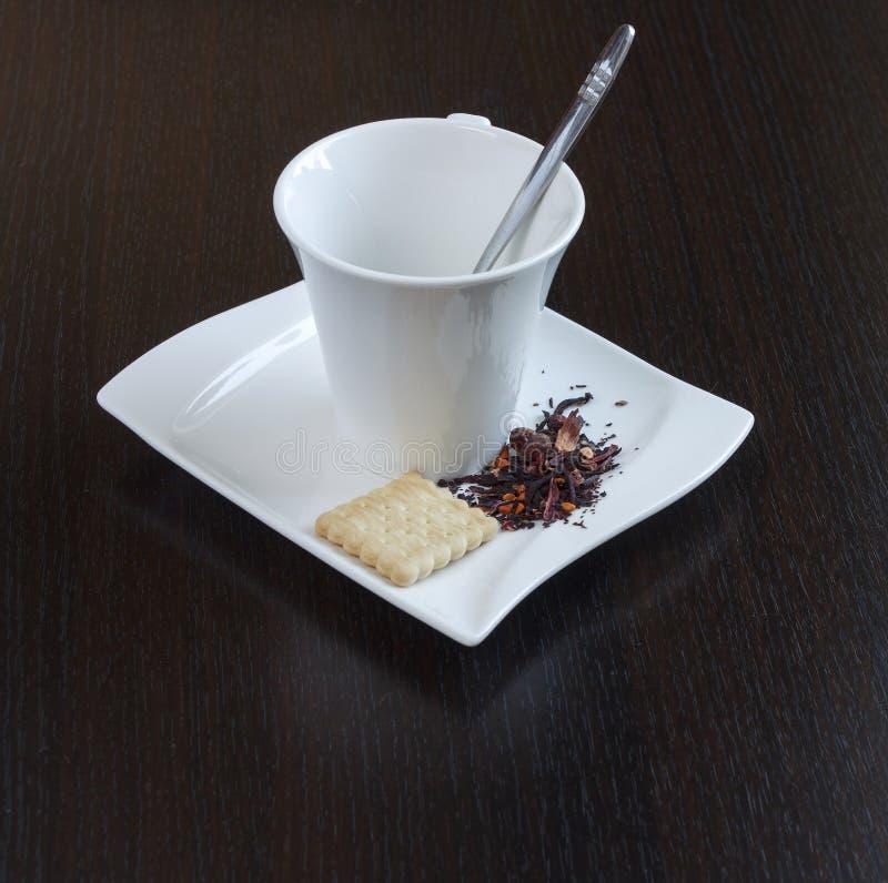Download Herbata i ciastka zdjęcie stock. Obraz złożonej z deliciouses - 57664870