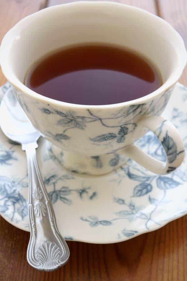 Herbata w porcelanowej filiżance zdjęcia royalty free