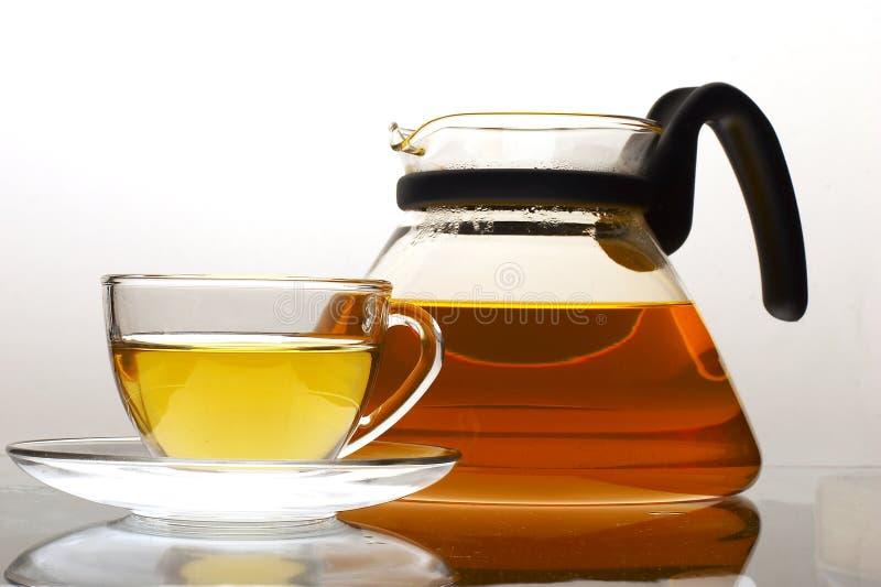 herbaty. obrazy royalty free