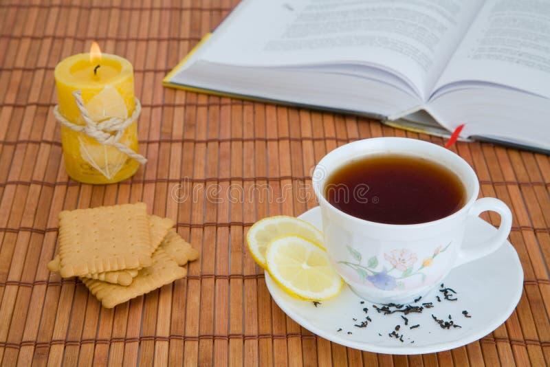 herbaty. obrazy stock