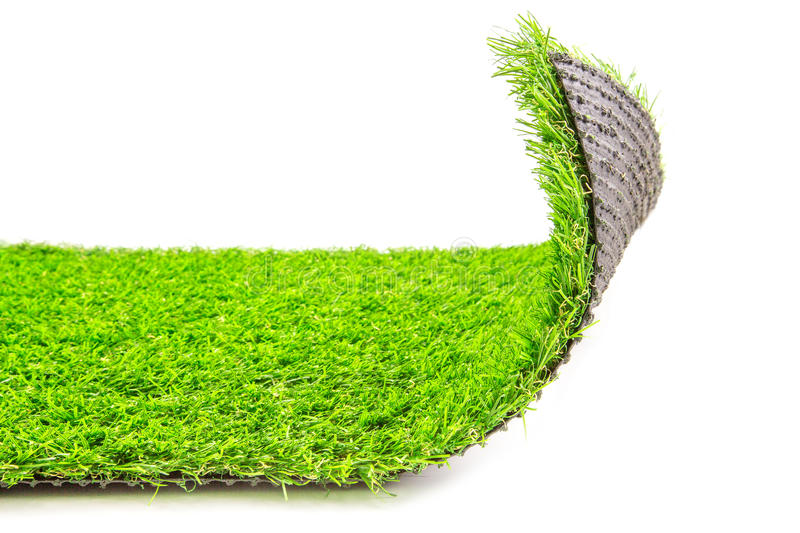 Herbe artificielle images stock