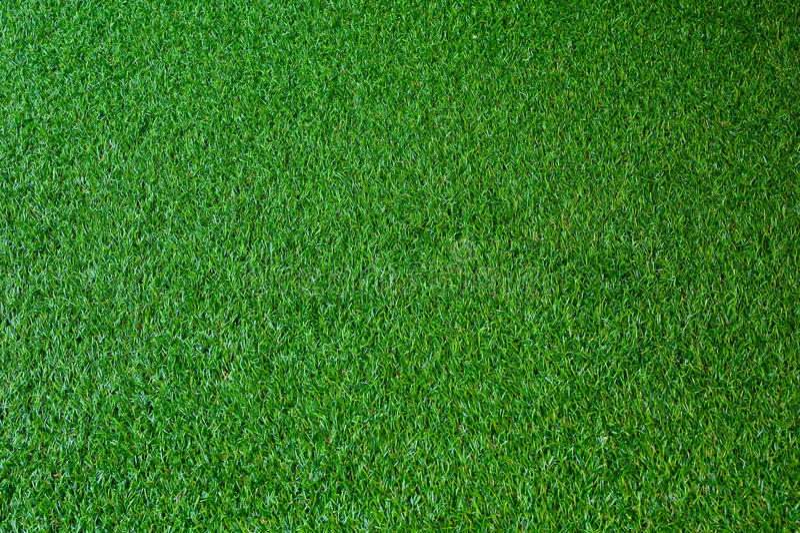 Herbe artificielle, herbe photo stock