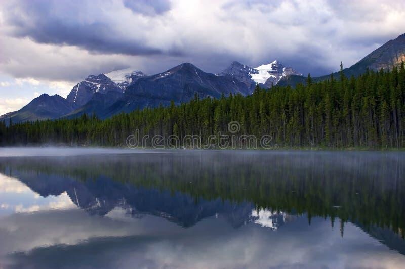 herbert lake royaltyfri bild