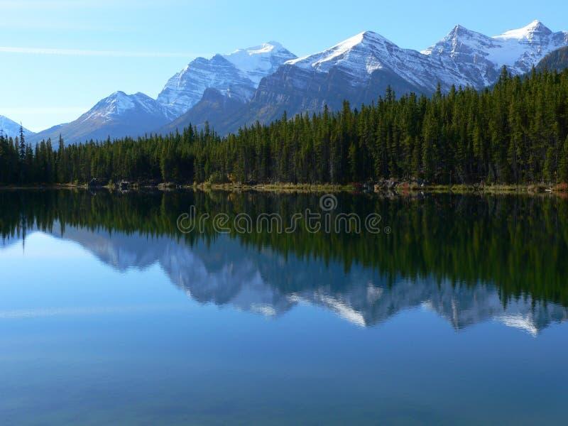 Download Herbert Lake stock photo. Image of park, snow, hush, quiet - 283364