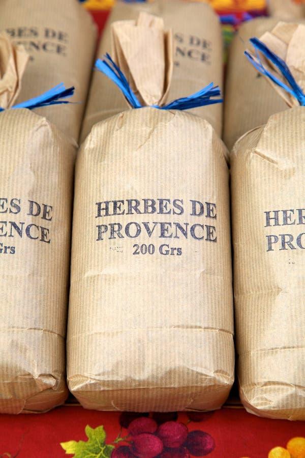 Herbes de Provence image libre de droits