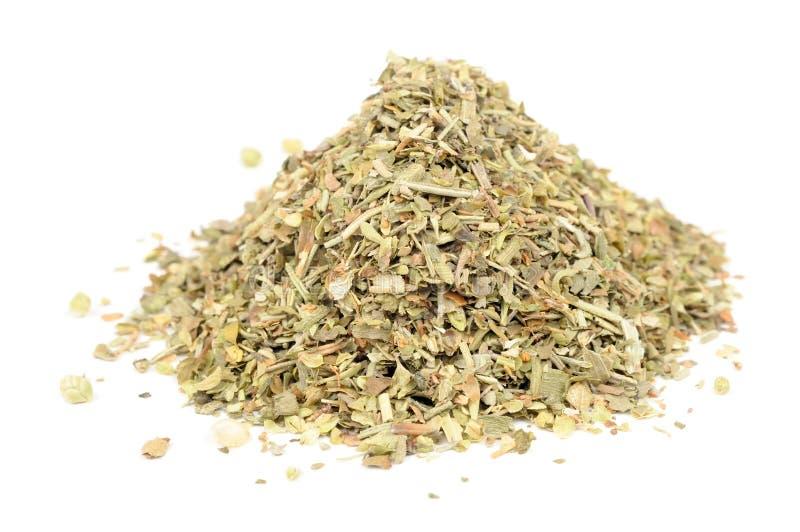 Herbes de Provence (mélange des herbes sèches) image stock