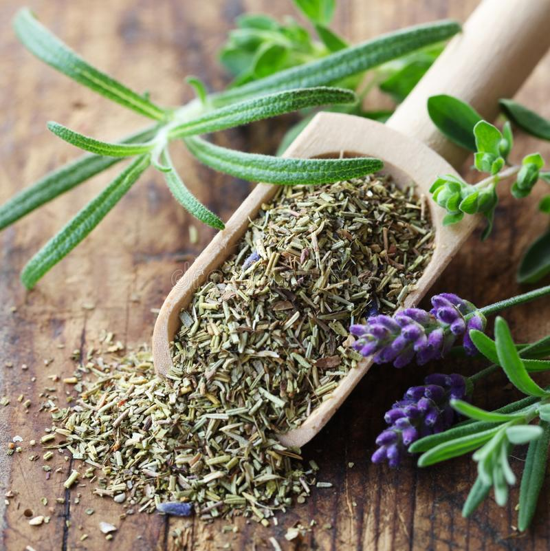 Herbes De Provence fotografia stock