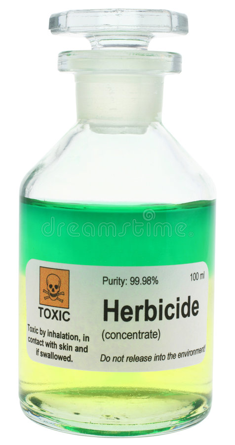 Herbicide royalty free stock images