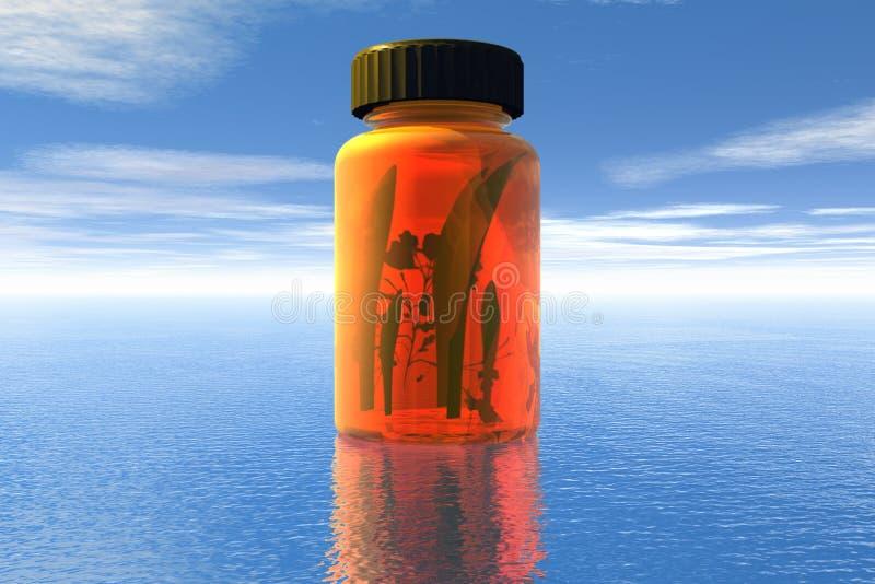 Download Herbs In Alternative Medicine Stock Image - Image: 25110535