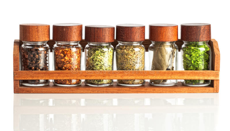 Herbs & Spices stock image