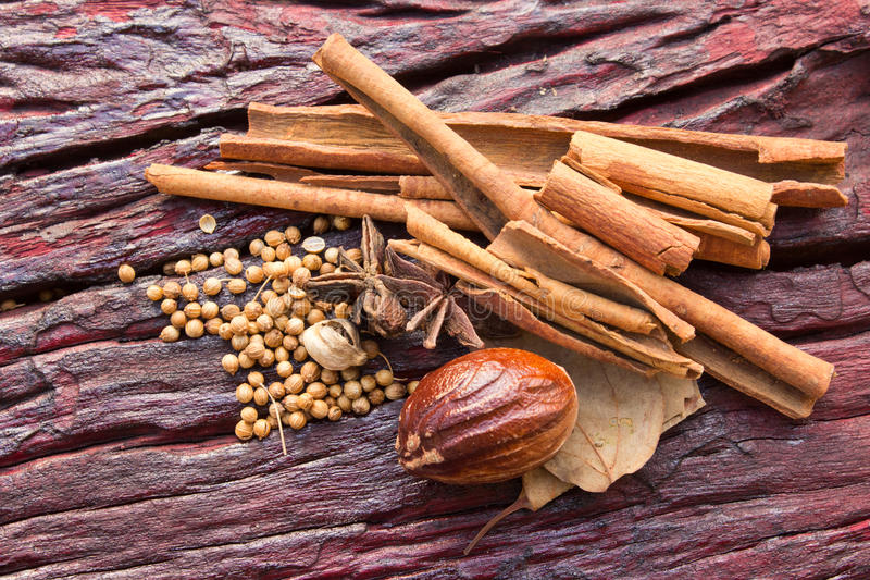 Download Herbs and Spices stock photo. Image of cumin, seasoning - 33415136
