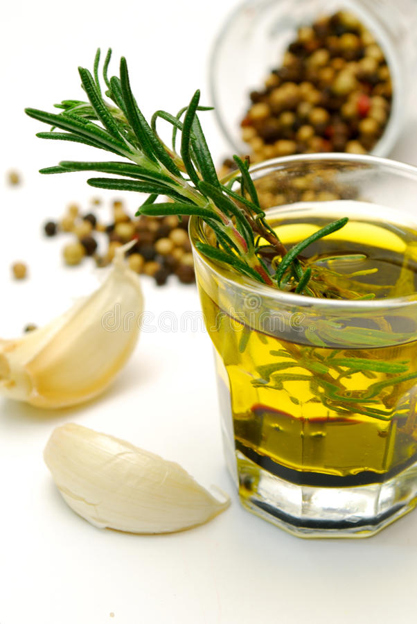 Download Herbs On White Background Stock Photos - Image: 10469743