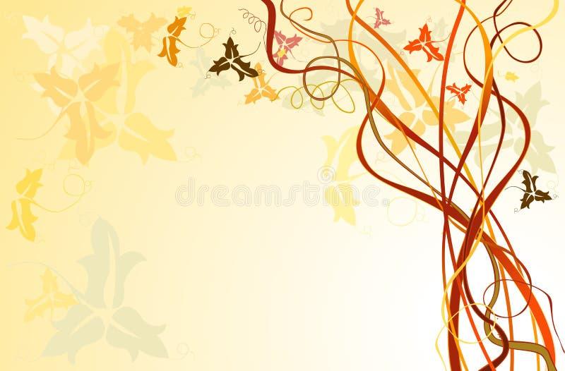 Herbst stock abbildung