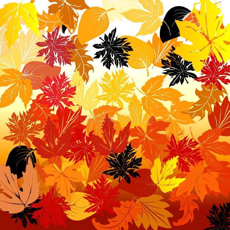 Herbst vektor abbildung