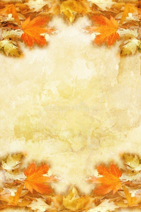 Herbst bacground lizenzfreie stockbilder