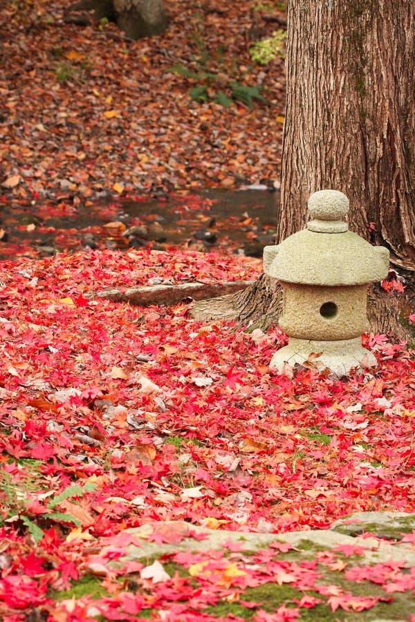 Herbst-Garten Lizenzfreies Stockbild