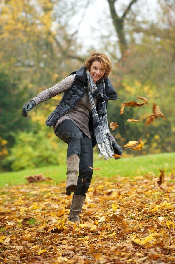 Herbst-Genuss lizenzfreie stockfotografie