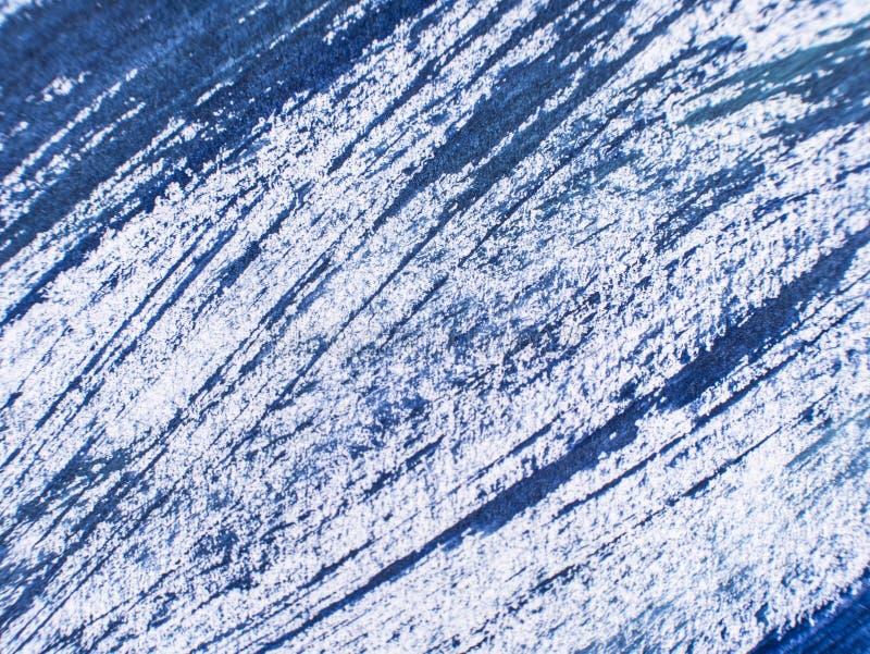 Herbst Hand gezeichnete Malerei Hintergrund der abstrakten Kunst Anstrich auf Segeltuch Farbbeschaffenheit Fragment der Grafik Pi lizenzfreies stockbild