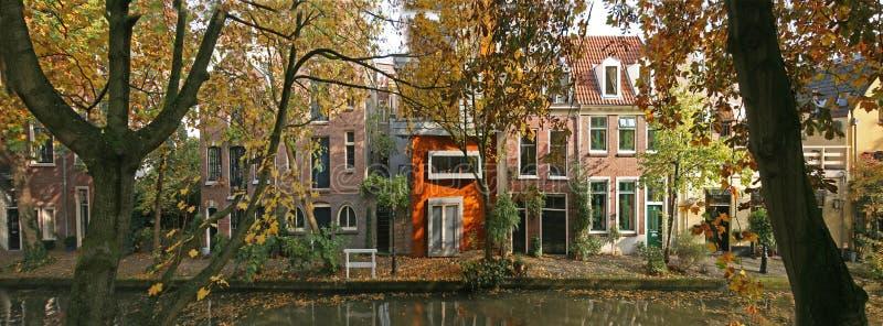 Herbst in Holland lizenzfreies stockfoto