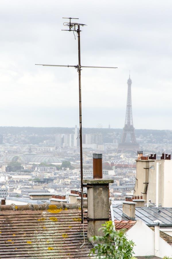 Herbst in Paris lizenzfreie stockbilder
