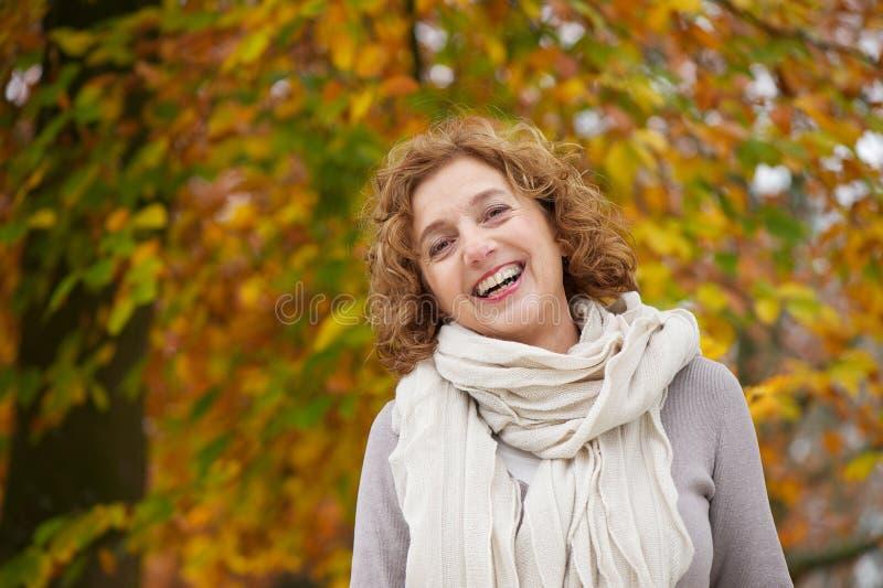 Herbst-Schönheit stockfoto
