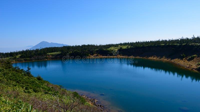 Herbst von Mt Hachimantai stockbilder