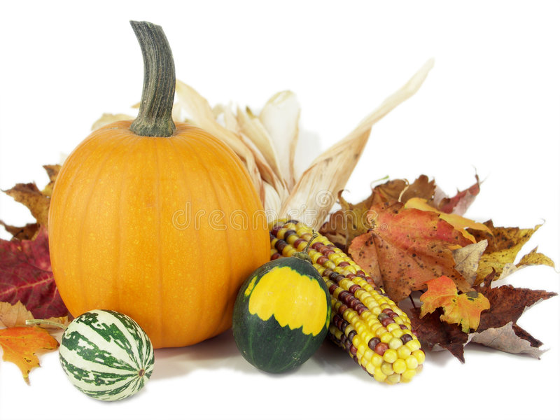 Herbstanordnung stockfoto