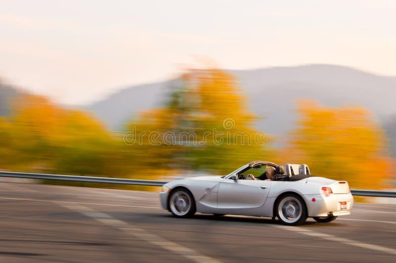 Herbstfreudenfahrt lizenzfreie stockbilder