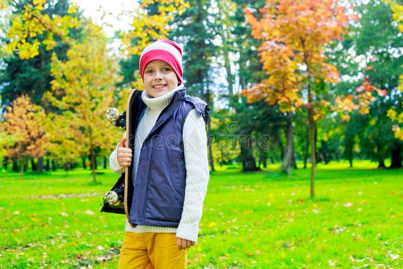 Herbstkind 11 lizenzfreie stockfotos