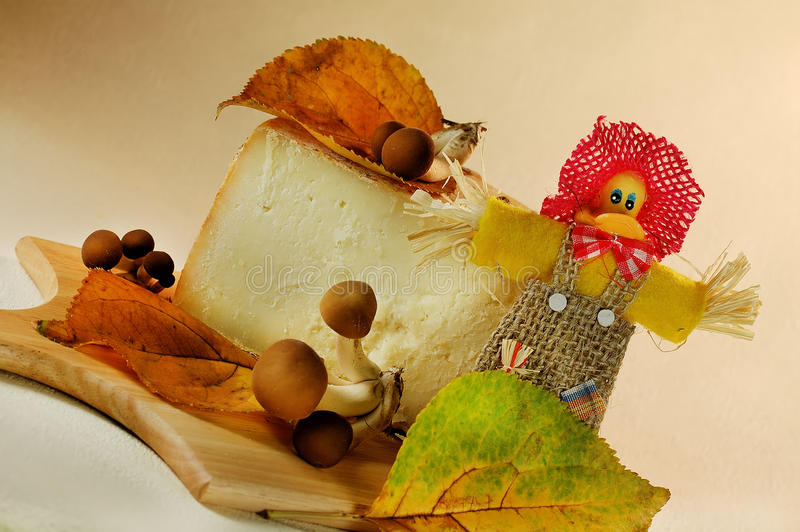 Herbstnahrung lizenzfreie stockfotos