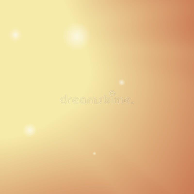 Herbstsonnenunterganglicht entziehen Sie Hintergrund lizenzfreies stockfoto