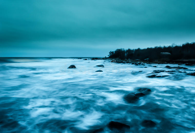 Herbststürme lizenzfreie stockfotografie