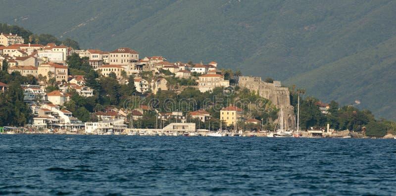 Herceg Novi zdjęcie royalty free