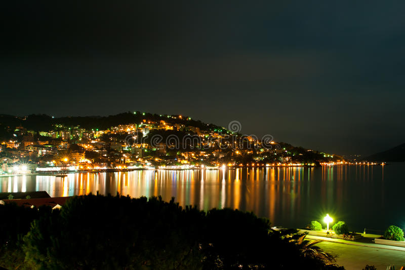 Herceg Novi - Montenegro royalty-vrije stock fotografie