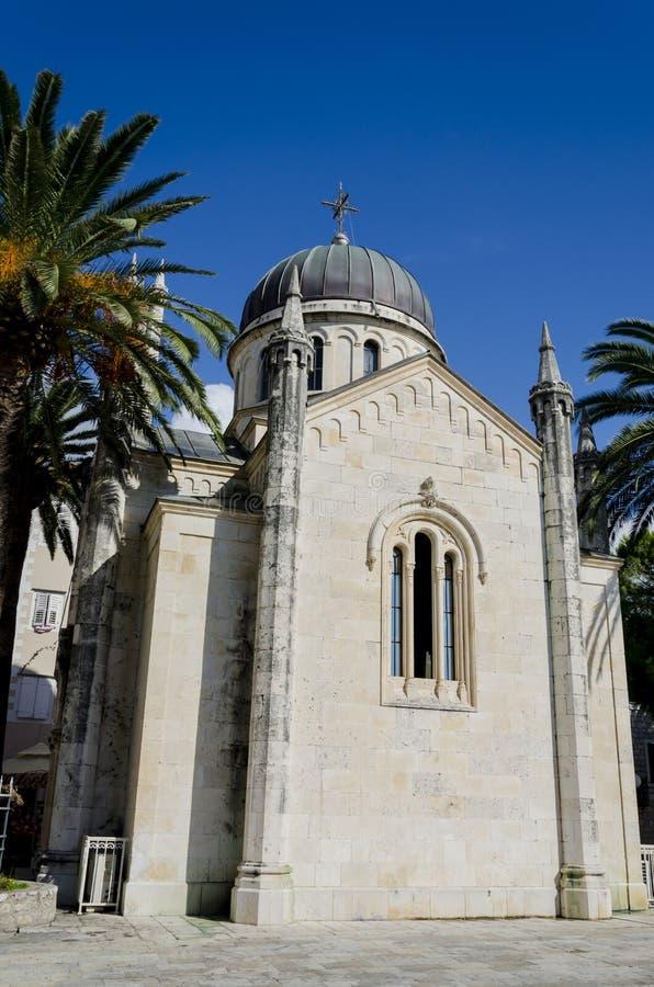 Herceg Novi, Montenegro zdjęcia royalty free