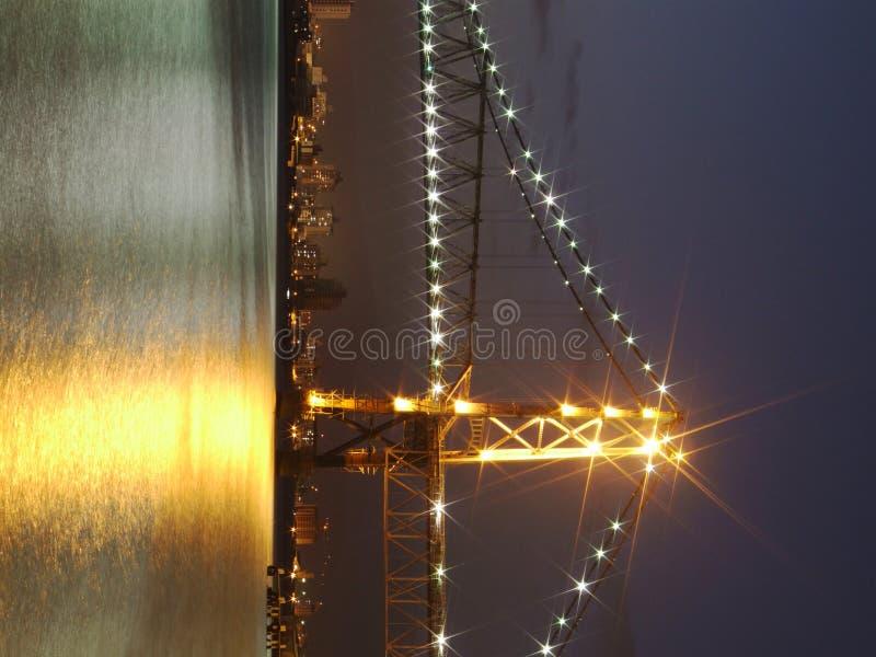 hercilio luz ponte στοκ φωτογραφία