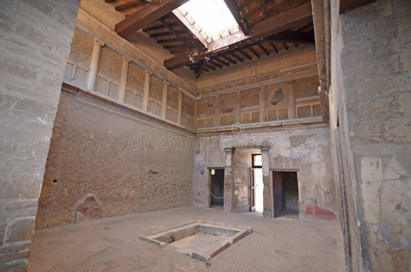 Herculaneum arkivfoton