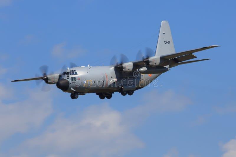 Hercules C130 royalty-vrije stock foto's