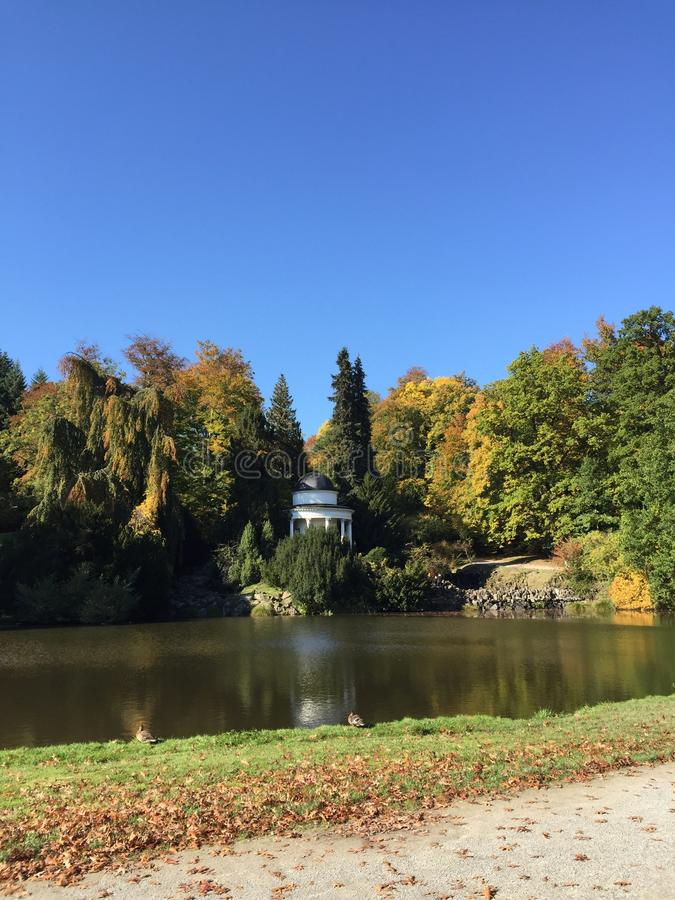 Hercules Castel, Cassel Niemcy zdjęcia stock