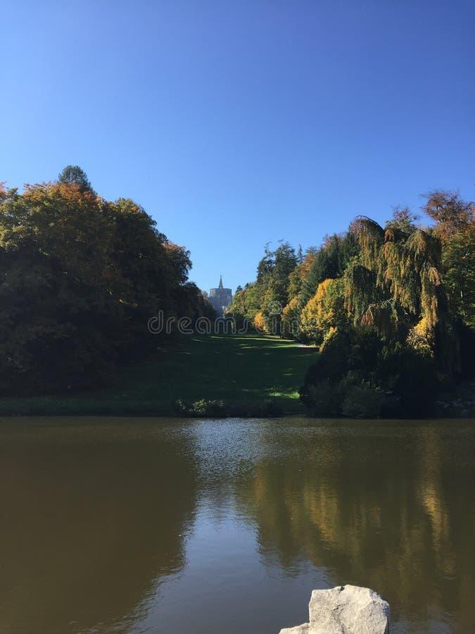 Hercules Castel, Cassel Niemcy fotografia royalty free