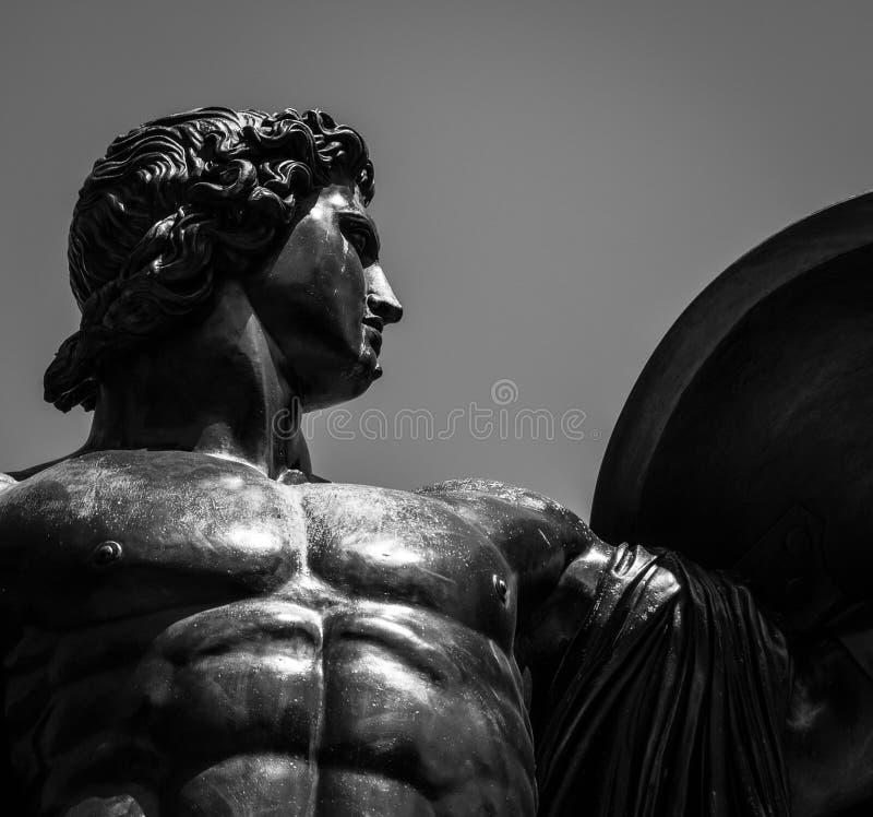 Hercules in Hyde Park royalty-vrije stock fotografie