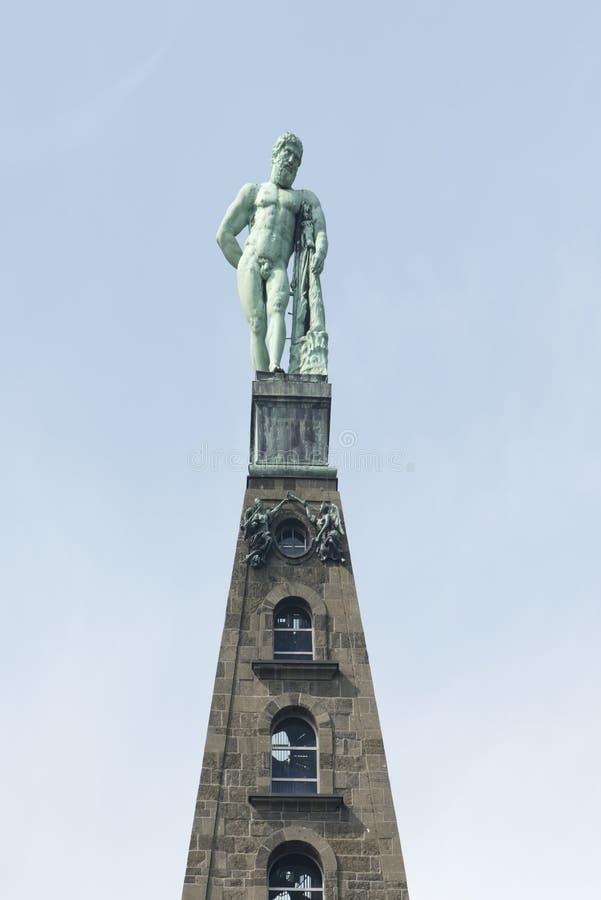 Hercules Kassel stock afbeeldingen