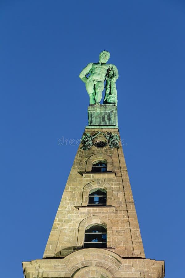 Hercules-monument Kassel royalty-vrije stock afbeelding