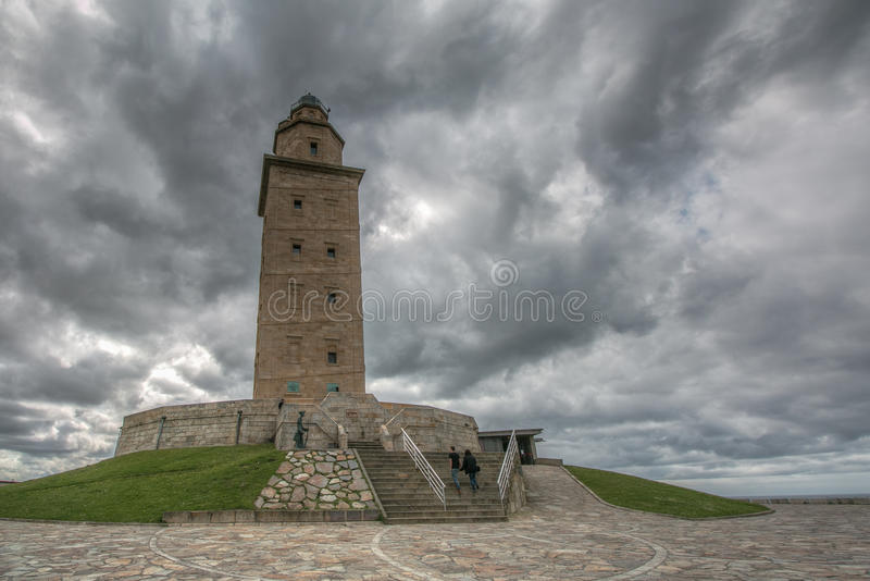 Hercules Tower image stock