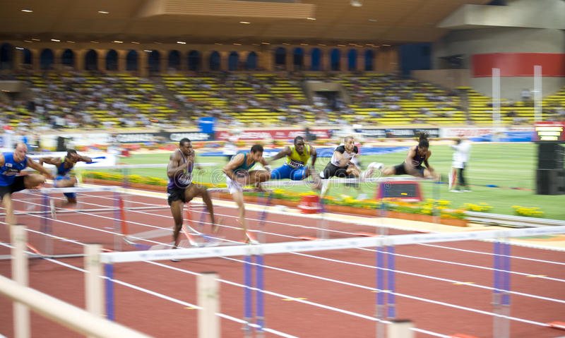 Herculis 2010 - La Monaco fotografie stock libere da diritti